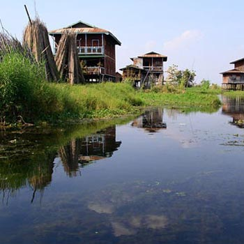 Cycling from Inle Lake to Taunggyi Package