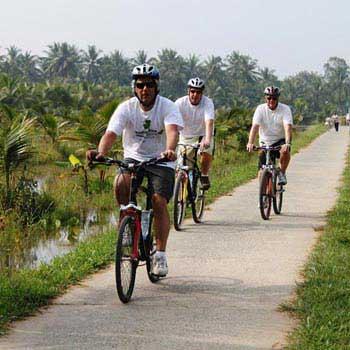 Biking Along Cambodia Coastal Towns Package