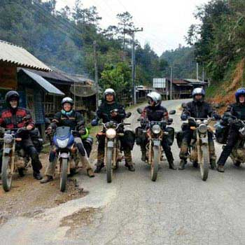 Motorbiking Overland Cambodia Package