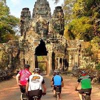 Cambodia, Vietnam & Thailand Active Tour Package