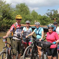 West to East Biking in North Vietnam Package