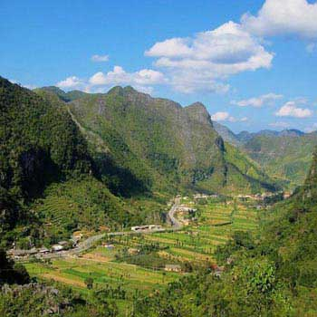 Motorcycling North Loop Vietnam Package