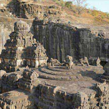 Kailash Temple Package