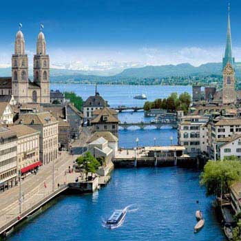 Swiss to Prague Tour
