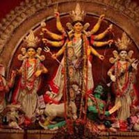 Traditional & Popular Durga Puja Darshan Tour