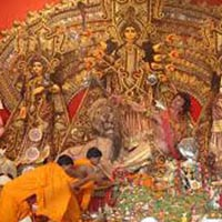 Durga Puja Of Rural Bengal With Jungle Safari Tour