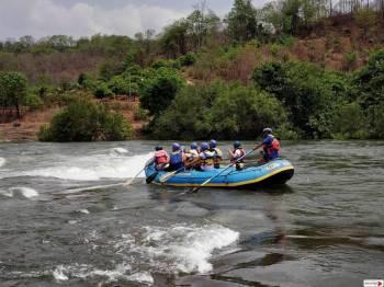 Kolad River Rafting Adventure Tour (rafting, Accommodation & Meals.)