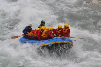 Kolad River Rafting Adventure Tour (Rafting, Accommodation, Meals & Activities.)