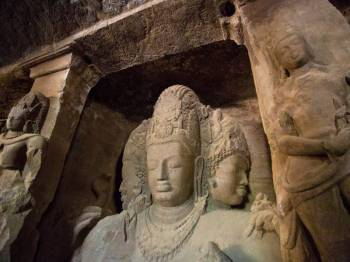 Mumbai - Elephanta Caves Tour