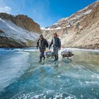 Chadar Frozen River Ice Trek Tour