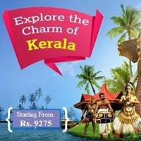 Kerala Tour - Munnar - Alleppey