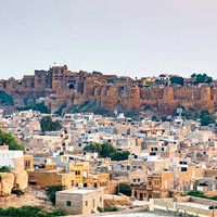 Blissful Jaisalmer With Desert Camping Tour