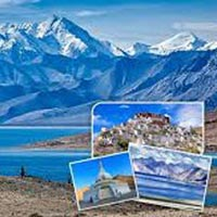 Leh Ladak 7 Nights / 8 Days Package