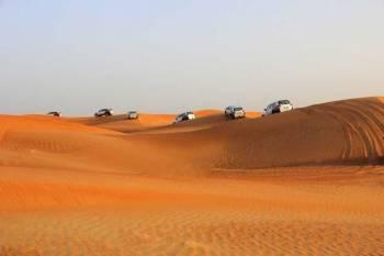 Dubai Abudhabi Desert Safari Tour