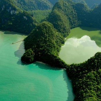 Langkawi Delights with Kl Surprise ( 5 Nights ) Including Flights