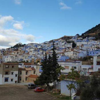 Private 2 Days Circuit from Fes to Chefchaouen in Rif Mountains Tour
