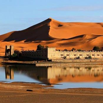 Three Days Tour from Fes to Explore Medina in Marrakech Tour