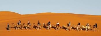 Private 4 Days Fes Tour to Merzouga and Marrakech Tour