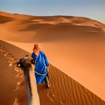 2 Days Fez Desert Tour to Merzouga and Camel Ride Tour