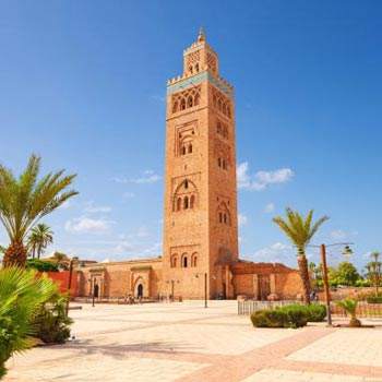 Private 2 Days Casablanca Tour to Marrakech and Back Tour