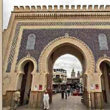 Private 2 Days Casablanca Tour to Fes and Medina Excursion Tour