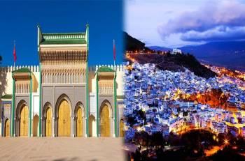 Private 2 Days Casablanca Tour to Chefchaouen Tour