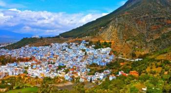 Chefchaouen in Rif Mountains Tour Package