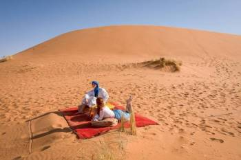 Rabat Tour to Merzouga Desert Tour Package