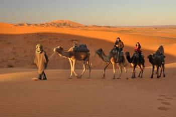 Rabat Tour to Merzouga and Marrakech Tour Package