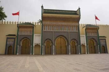 Chefcahouen , Rabat and Medina in Marrakech Tour