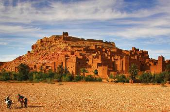 Private Day Trip Marrakech to Kasbah Ait Ben Haddou Tour