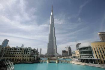 Dubai Holiday Package from India