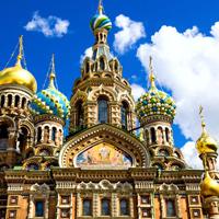 Summer Russian Golden Ring Tour