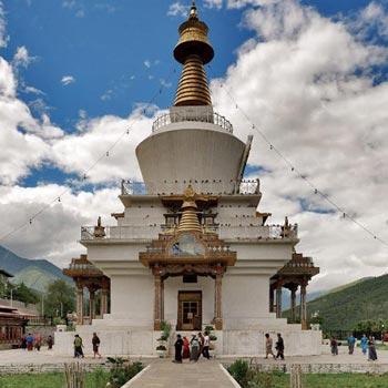 05 Nts / 06 Days Bhutan Ex.Siliguri  Tour