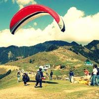 Paragliding at Bir Billing and Camping Package
