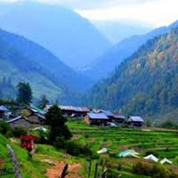 Dharamsala Kullu via Sari pass Tour