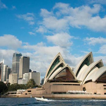 Specially Prepared Australia Group Tour