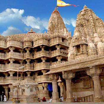 Ahmedabad To Dwarika Somnath Diu And Sasan Gir Ahmedabad Tour 8 Days