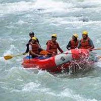 Uttrakhand Rishikesh Rafting Camping Package
