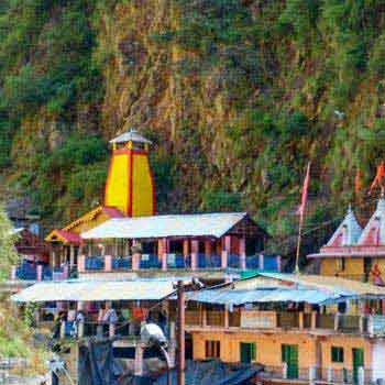 Chardham Yatra Delux Package