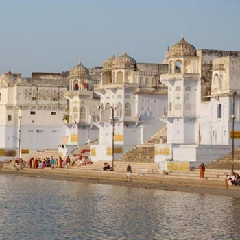 Pushkar Fair with Golden Triangle Tour