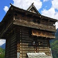 Buran Ghati Trek Tour