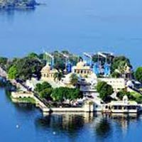 Venice of East Udaipur with Hills Tour