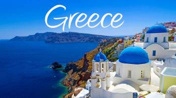(8 Days/7 Nights) Jewels of Greece