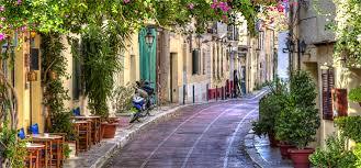 5 Nights/6 Days Santorini and Athens Tour