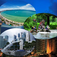 7 Nights / 8 Days Singapore & Malaysia Package