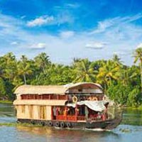 Kerela Backwater Tour in Alleppey