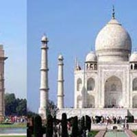 Delhi with Same Day Agra Tour