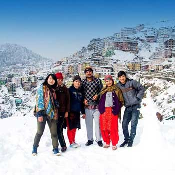 Short Trip Shimla Tour