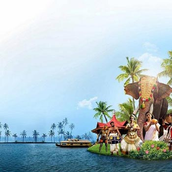 Kerala Diaries – 07 Nights 08 Days Tour